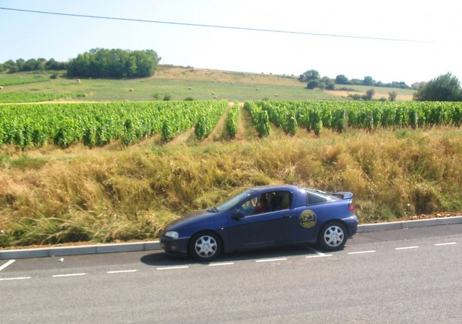The Insane Road Trip through France Part II: Provence
