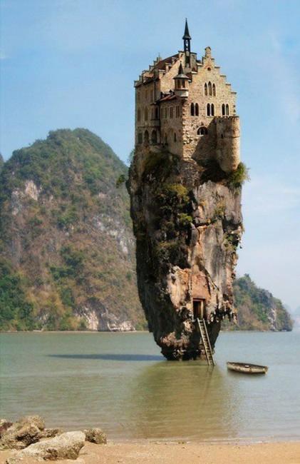 Castle Rock (Saint Ignace) - 2020 All You Need to Know ... |Castle Rock Island
