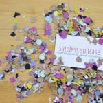 Sateless Suitcase One Year Blogiversary
