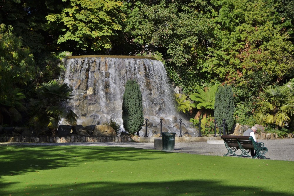 The Grotto At Iveagh Gardens Dublin Ireland Sateless