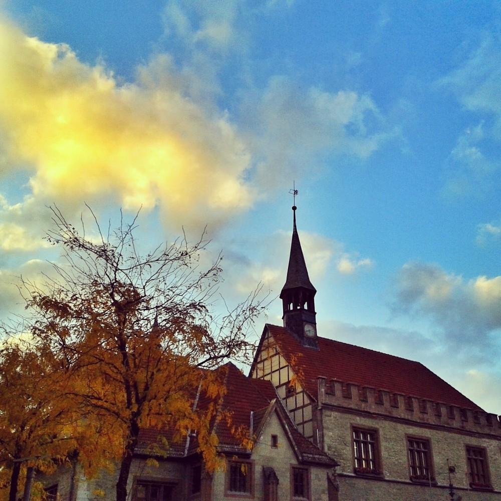 Old Town Hall, Göttingen, Lower Saxony, Germany