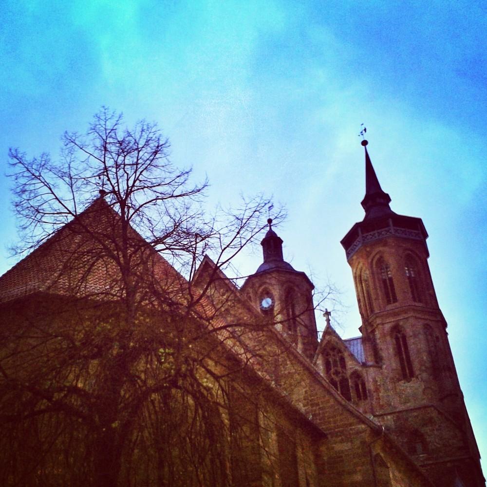 Church, Göttingen, Lower Saxony, Germany