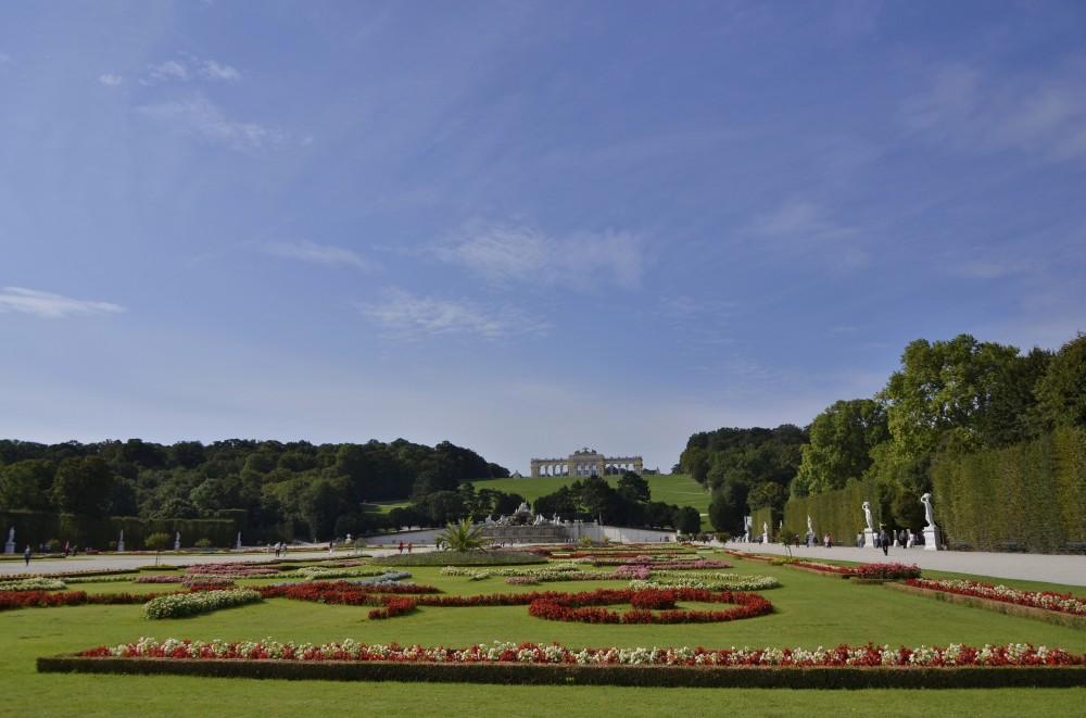 Park Schönbrunn, Vienna, Austria
