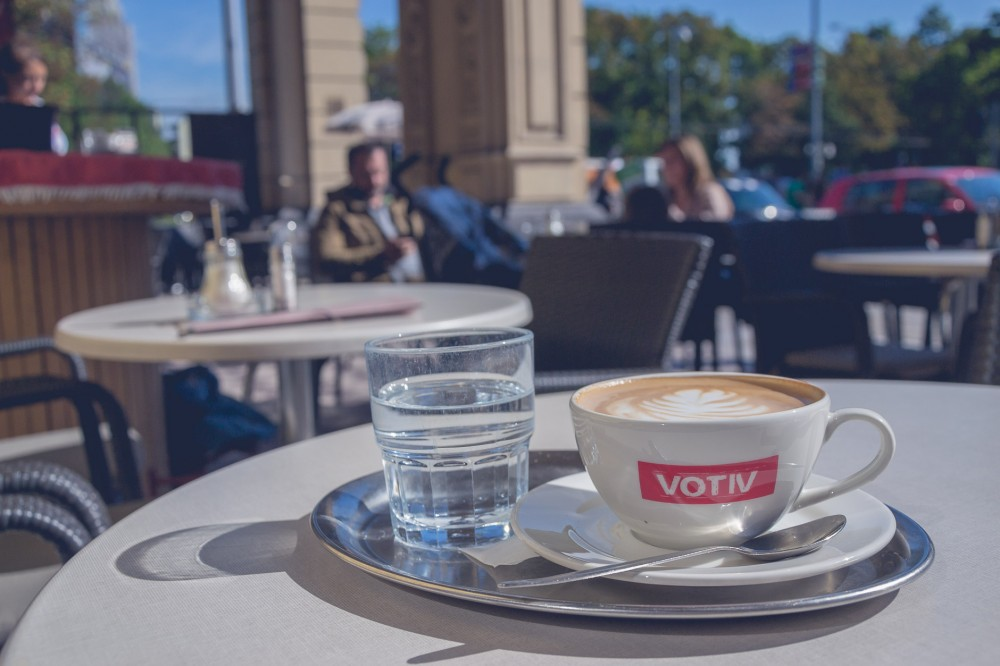 Coffee in Vienna, Germany