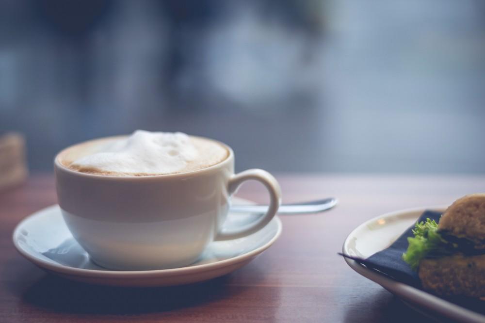 Coffee in Bremen, Germany
