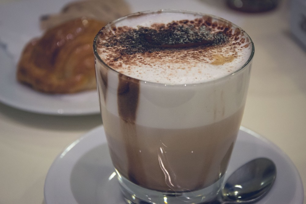 Coffee in Rome, Italy