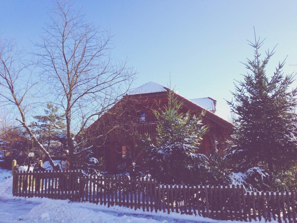 Winter in Germany via Instagram