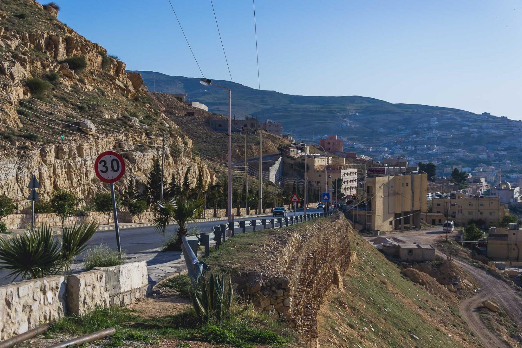 Street in Jordan