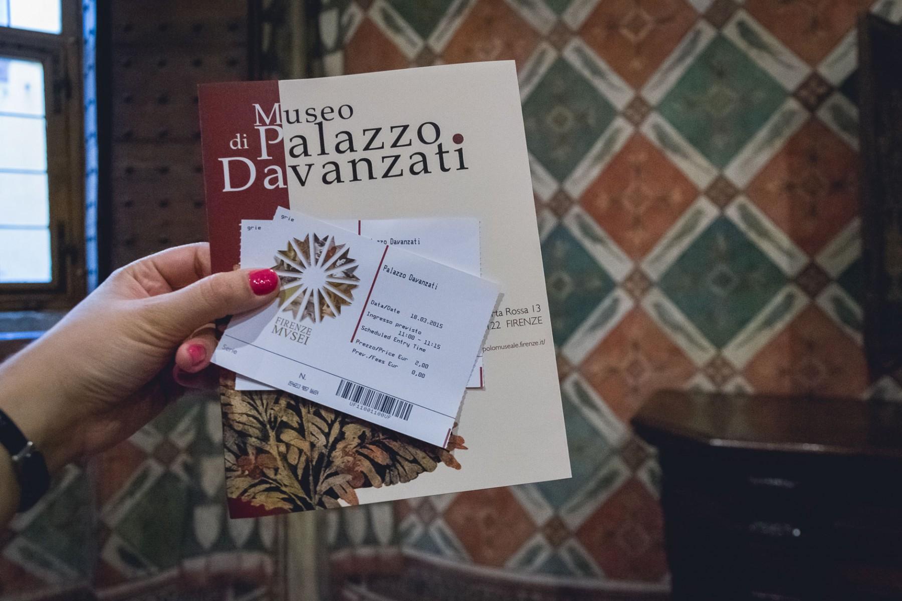 Palazzo Davanzati, Florence, Italy