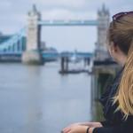 Julika in London, UK