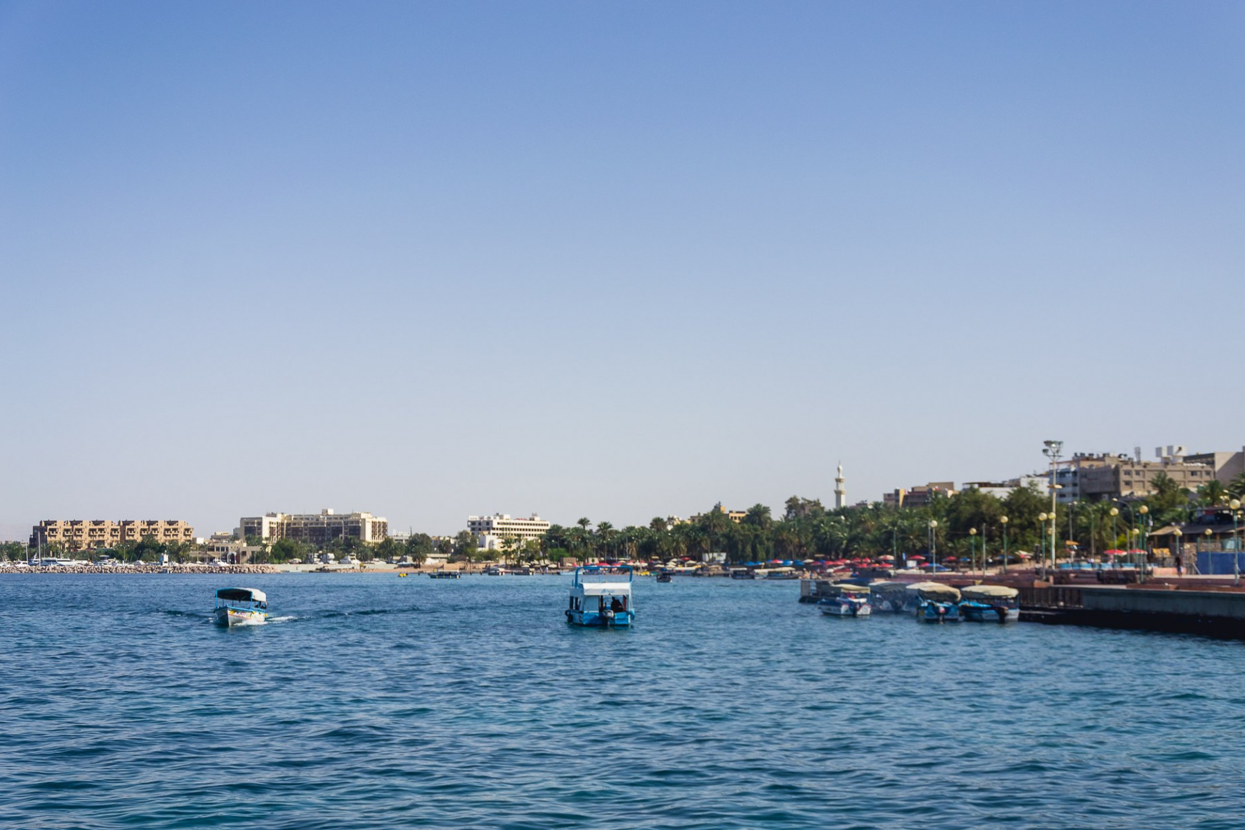 Tala Bay, Jordan