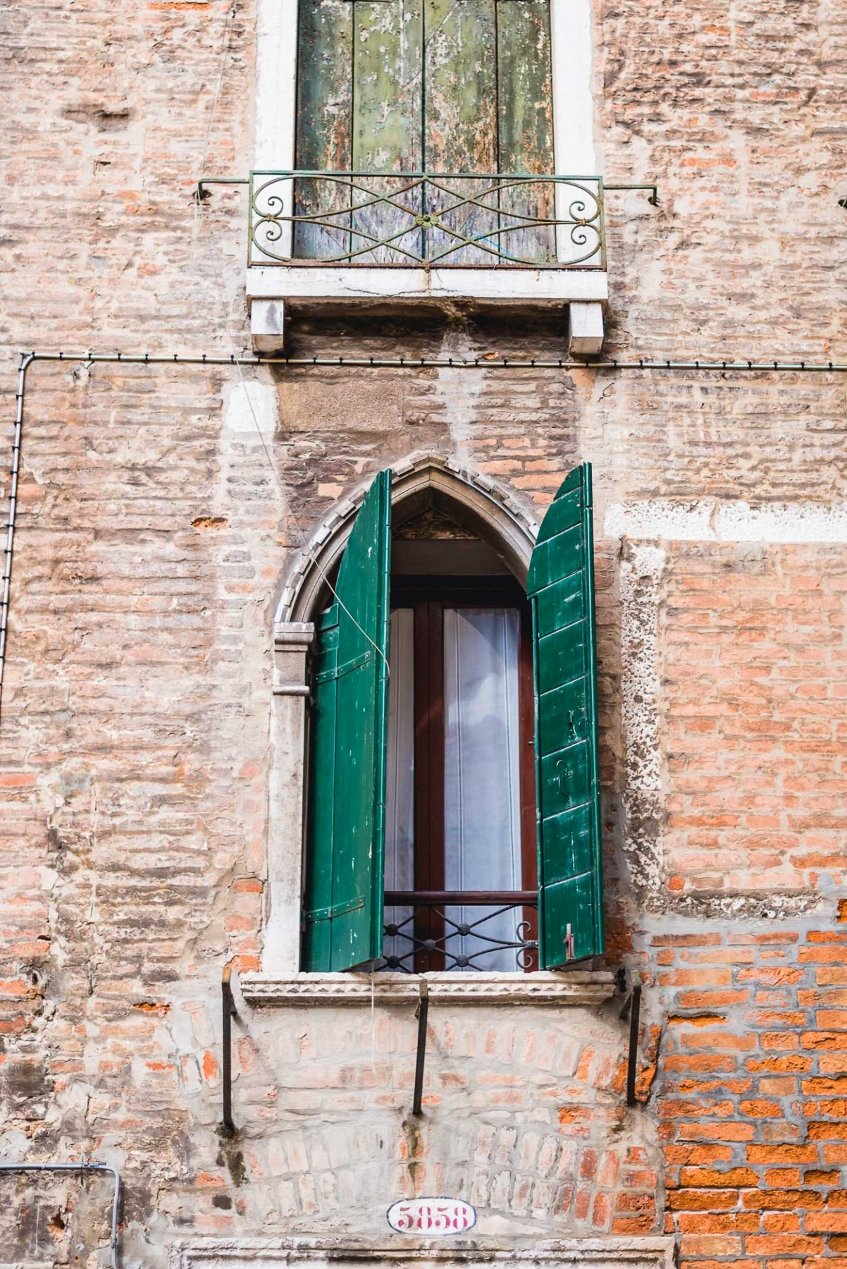 Marco Polo's house in Venice, Italy