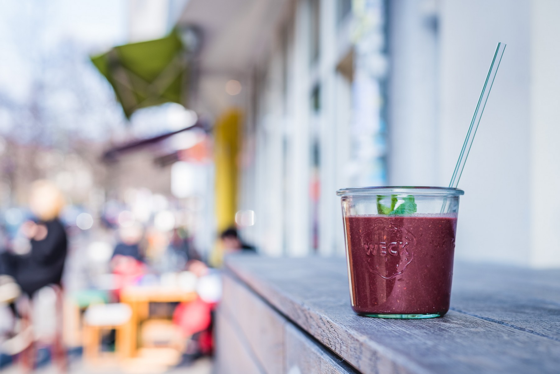 Smoothie in Berlin, Germany