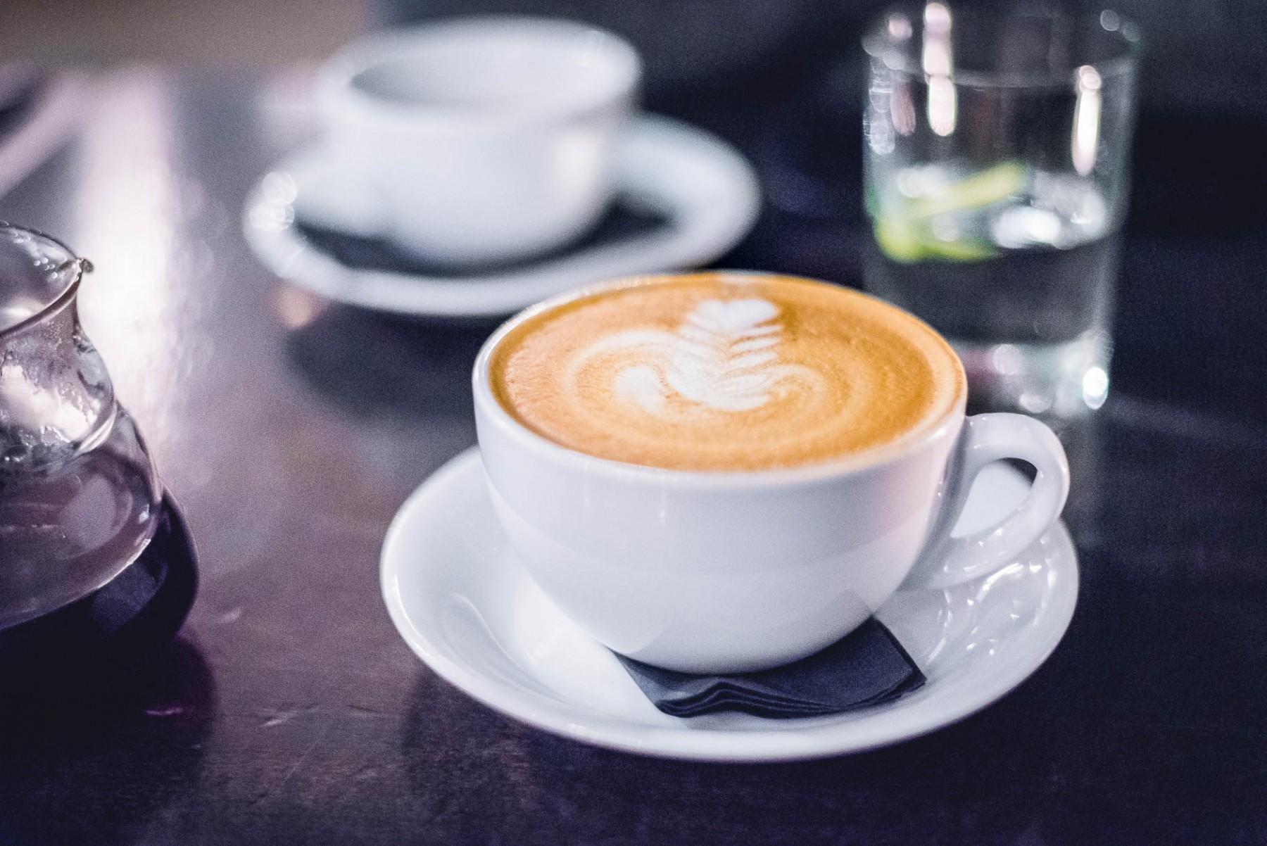Coffee at MUTE Riga
