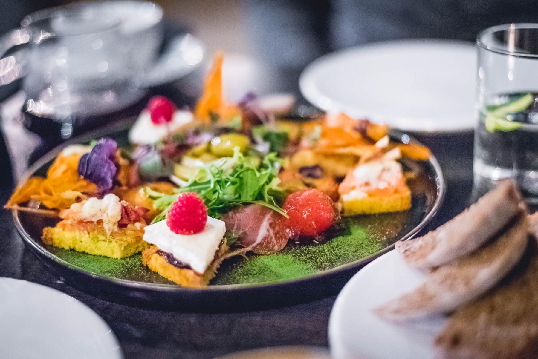 Restaurant experience in Riga, Latvia